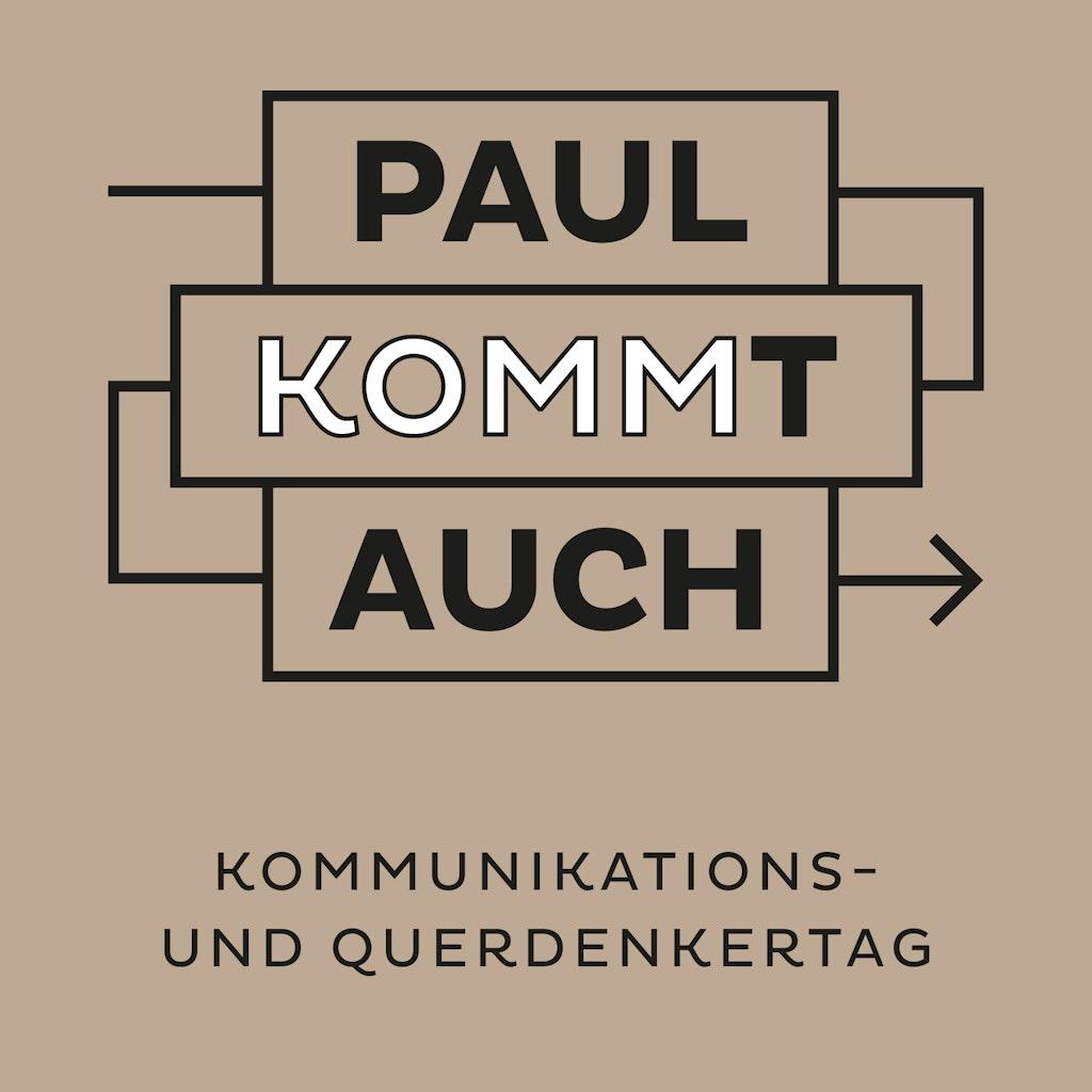 Kommunikations- und Querdenkertag St.Gallen: Paul kommt auch 2019